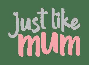just like mum logo